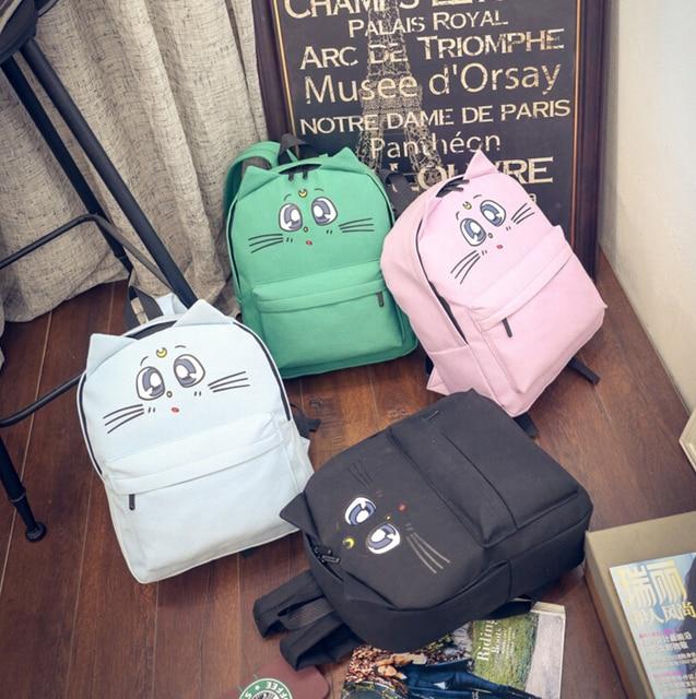 9dfef6a1de stacy bag 042616 children cartoon printing canvas backpack children student  school bag