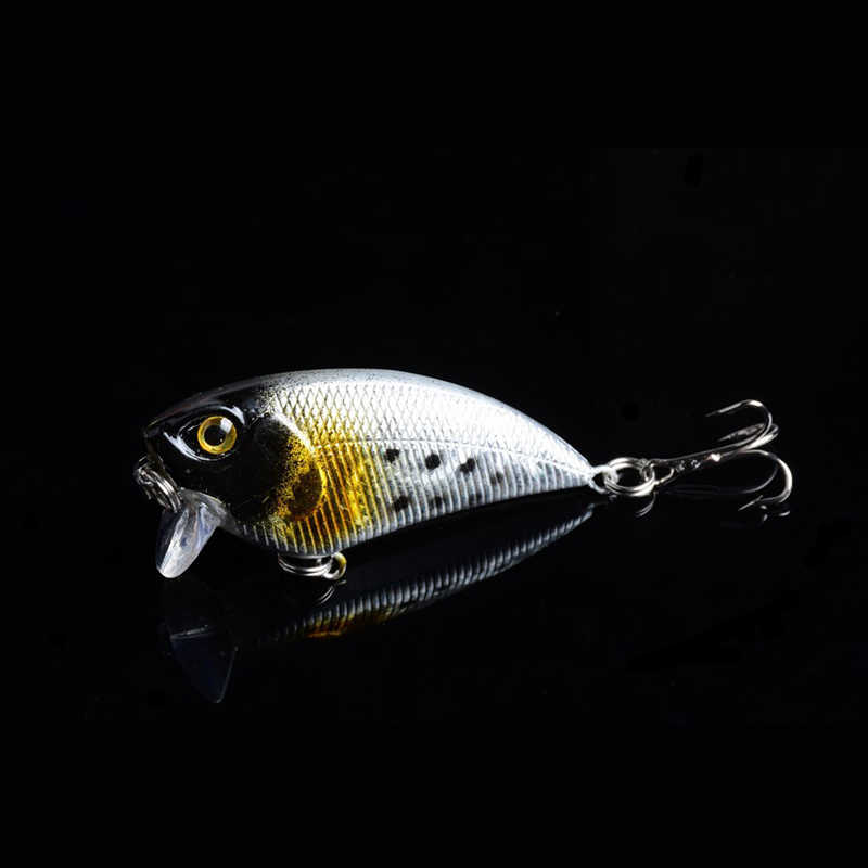 1Pcs ตกปลา 6.5g/55 มม.Lipless Crankbaits Hard ประดิษฐ์ VIB การสั่นสะเทือนเหยื่อตัวแปรความลึกตกปลา WD-277