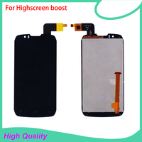 Mobile Phone LCDs For Highscreen Boost 3 DNS S4502 DNS S4502 S4502M LCD Display Touch Screen