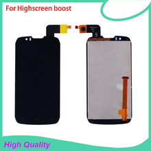 LCD Display Touch Screen For Highscreen Boost Cloudfone Thrill430X DNS S4502 DNS-S4502 S45