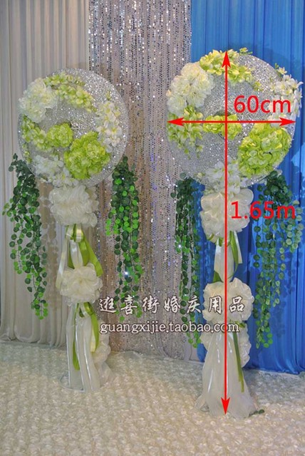 Original Wedding Props Window Decoration Furnishing Articles The