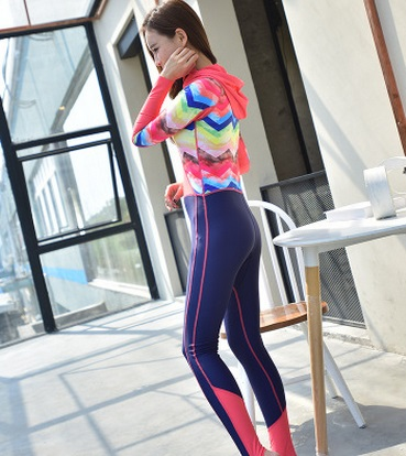 Women Nylon Zipper Swimsuit Full Body Jumpsuits Diving suit Rash Guard Wetsuits for Quic ...