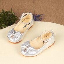 Обувь для маленьких девочек; обувь с подвеской и бантом; обувь для малышей с блестящими стразами; обувь принцессы для торжественной вечеринки; коллекция года; sandalen meisje; 4JJ