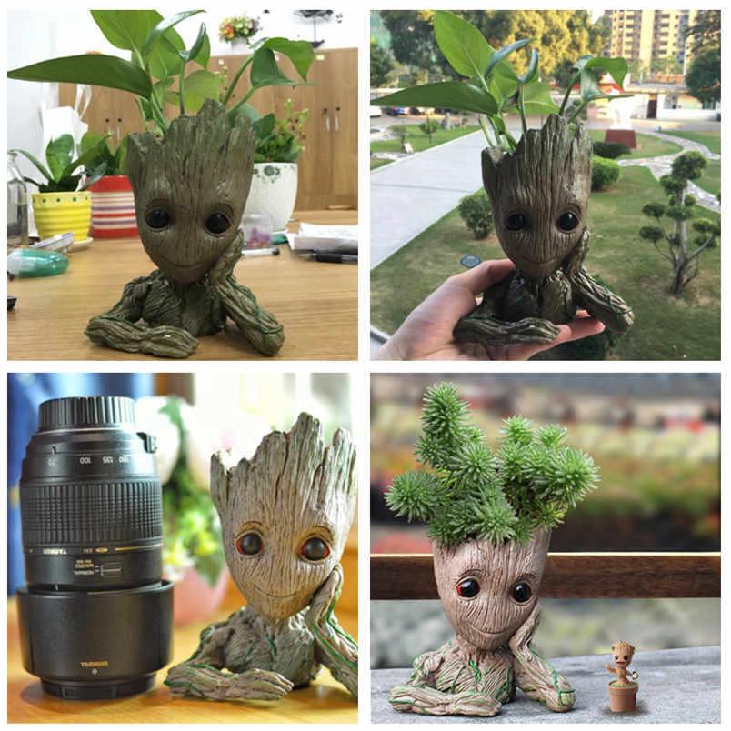 Bonsai Tree Pot Baby Groot Bonsai Tree