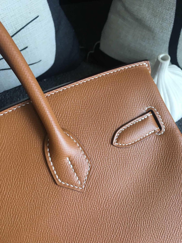 คุณภาพสูงสุภาพสตรีแฟชั่นกระเป๋าถือคลาสสิก 100% หนังยี่ห้อที่มีชื่อเสียง ladies hand   made กระเป๋าถือ 30 ซม.-ใน กระเป๋าหูหิ้วด้านบน จาก สัมภาระและกระเป๋า บน   3