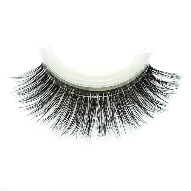 dc804ea6246 YOKPN Mink Self-adhesive False Eyelashes Natural Curly Thick Free Glue Fake  Eyelashes Sexy Make-up Tools 3d Eye Lashes