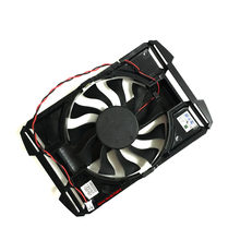 Gpu vga placa gráfica gt 720 R7-350 ventilador mais frio para asus eah6570 engt240 engt440 GT720-FML-1GD5 r7 350 2gd5 placas de vídeo refrigerar