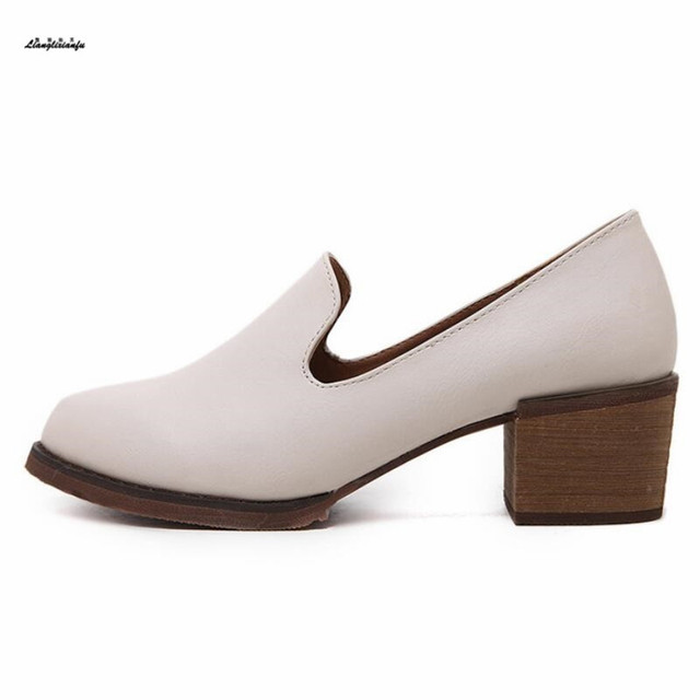 Us37 Mujer Casual Pumps In Yards 35 Toe Ladies small 41 Zapatos 33 5cm Square Party Round 48Off Woman 44 Spring 34 Women Wedding Shoes Heel SUzMGqVp