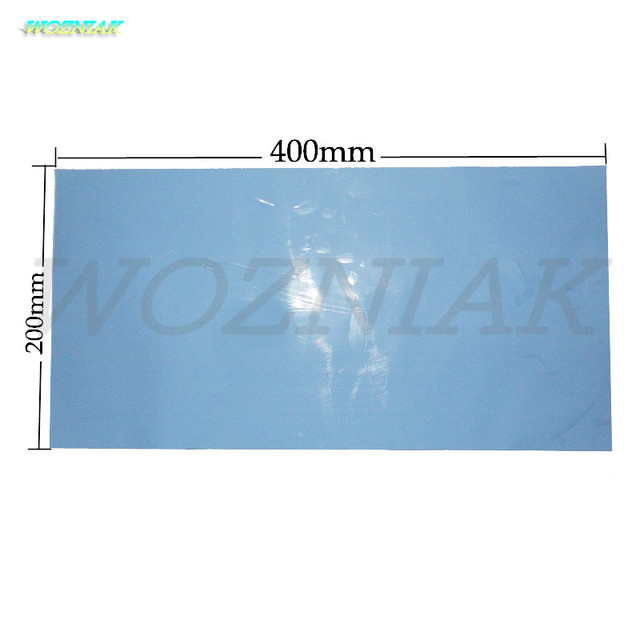 DIY Cellphone Repairs Heat Conduction Silicone Pad 400 x 200MM Motherboard IC Chip Heat Dissipation Mat can Shearing