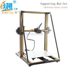 New CREALITY 3D Printer Upgrade Parts Supporting Rod Set for Creality 3D CR-10 CR-10S 3D Printer