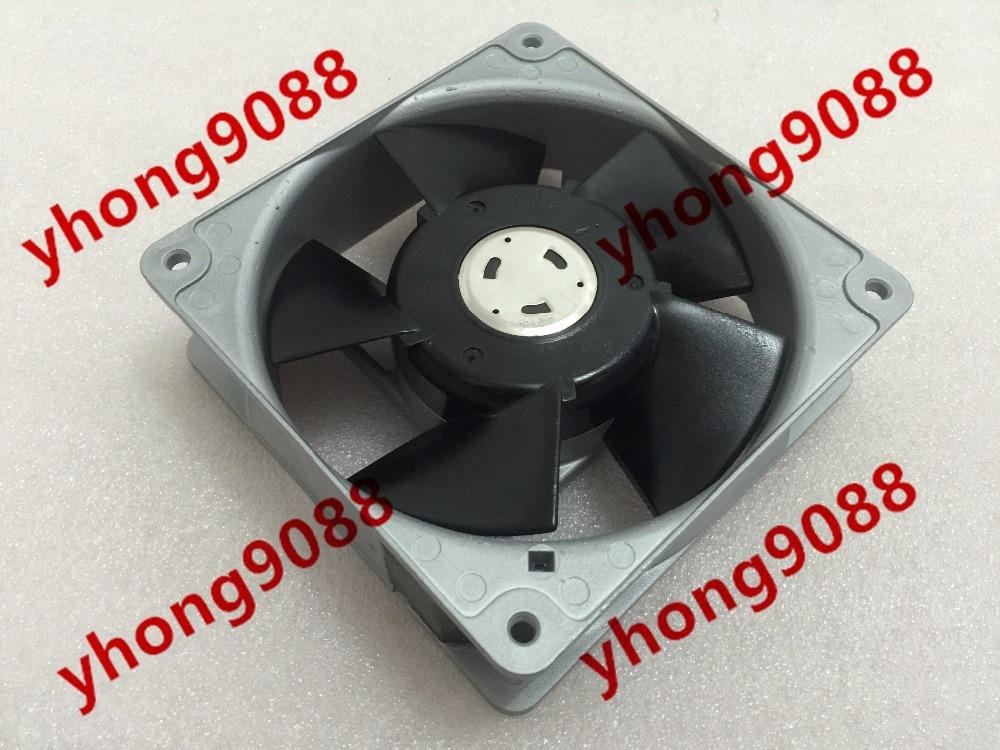 EMACRO ASE104519 AC 100V 15/14W 120x120x38mm Server Square Fan free shipping for orix mu1238a 41b ac 200v 14 13w 2 pin 120x120x38mm server square fan