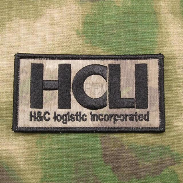 US $12 5 |A TACS AU Jormungand HCLI H&C Logistic Incorporated Embroidery  Patch B3294-in Badges from Home & Garden on Aliexpress com | Alibaba Group