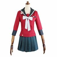 2019 New Danganronpa V3 Harukawa Maki Cosplay Costume Japanese Game Uniform Suit Outfit Clothes