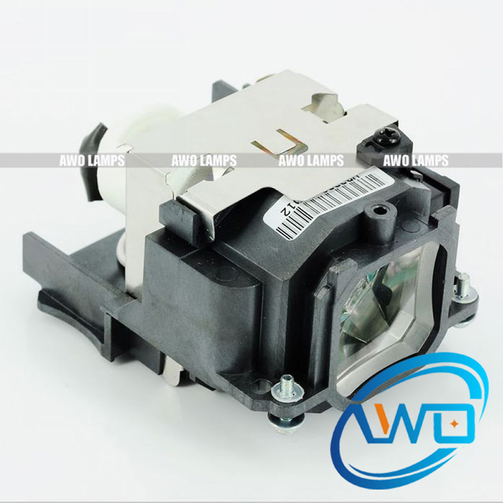 AWO Replacement Compatible Projector Lamp Module ET-LAB2 for PANASONIC PT-LB1V/PT-LB2V/PT-LB3/PT-LB3EA/PT-ST10/PT-LB2U/PT-ST10U et lab80 replacement compatible projector lamp for panasonic pt lb78vu pt lb80u pt lb80ntu pt lb90ntu pt lb90u projector