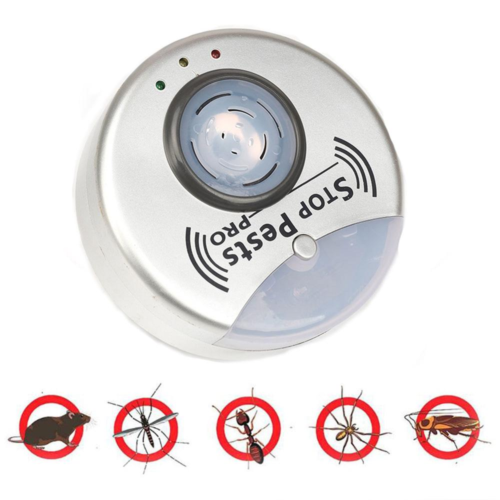 Image 3 - Killer Mouse Fly Killer Electronic Pest Repeller Enhanced Version Electronic Ultrasonic Anti Insect Reject Repeller Pro XF30-in Repellents from Home & Garden