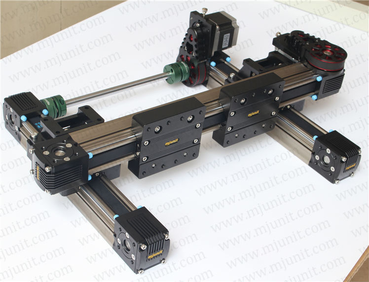 все цены на  Linear Motion Rail Guideway System Slide Units, Support Rail, Metric  онлайн