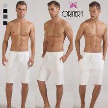 Summer Mens Cotton Sleep Bottoms Pajama Plus Size L