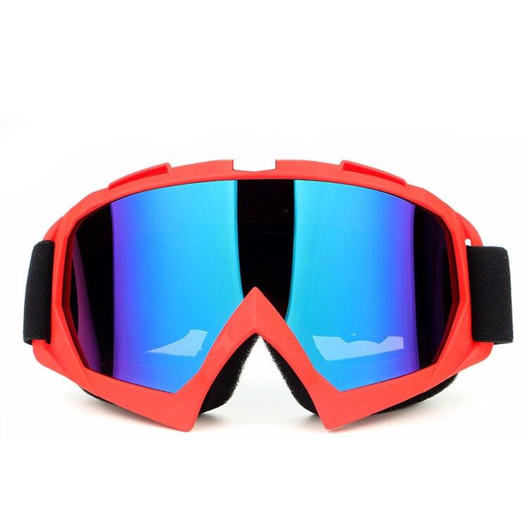 Мотоциклетный шлем очки мотоцикл очки Мото очки Off Road Шлем Гонки очки Мотокросс Шлем маска очки
