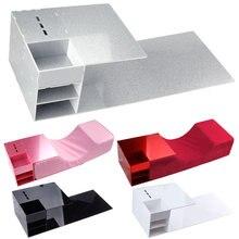 アクリルピンセットでまつげエクステンション枕棚スタンドラック曲線ラッシュ枕移植まつげメイクアップツール美容サロン