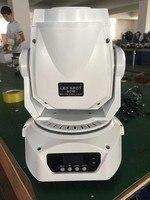 4 pcsXLot sản phẩm Tuyệt Vời màu trắng 90 wát led chùm moving head spot light gobo dự án cho sân khấu câu lạc bộ đêm