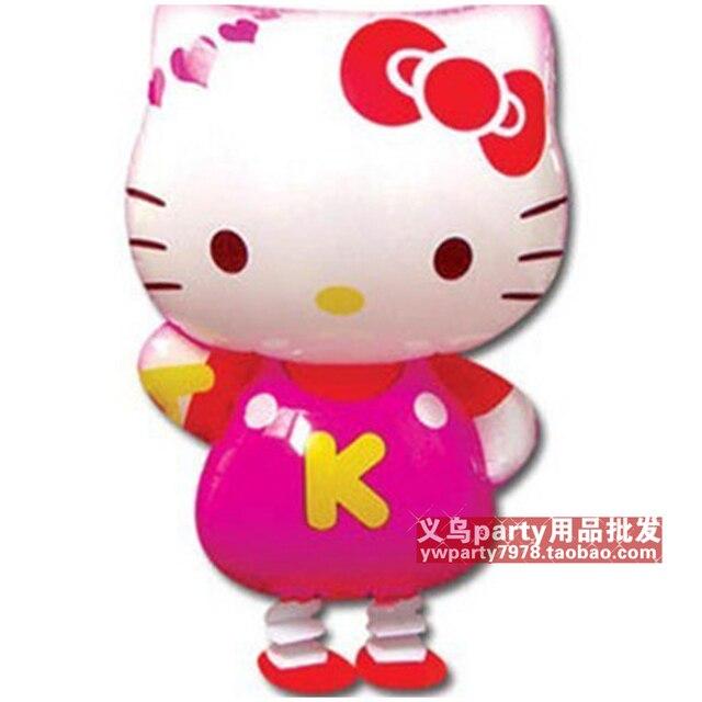 free shipping Balloon animal balloon cartoon pet balloon film kt cat balloon