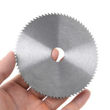 4 بوصة رقيقة جدا الصلب شفرة منشار دائري 100 مللي متر قطر الحفر 16/20 مللي متر عجلة قطع القرص لأعمال النجارة أداة دوارة W329