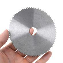 4 inç Ultra Ince Çelik Daire Testere Bıçağı 100mm Delik Çapı 16/20mm Tekerlek Kesme Diski ağaç İşleme Döner Aracı W329