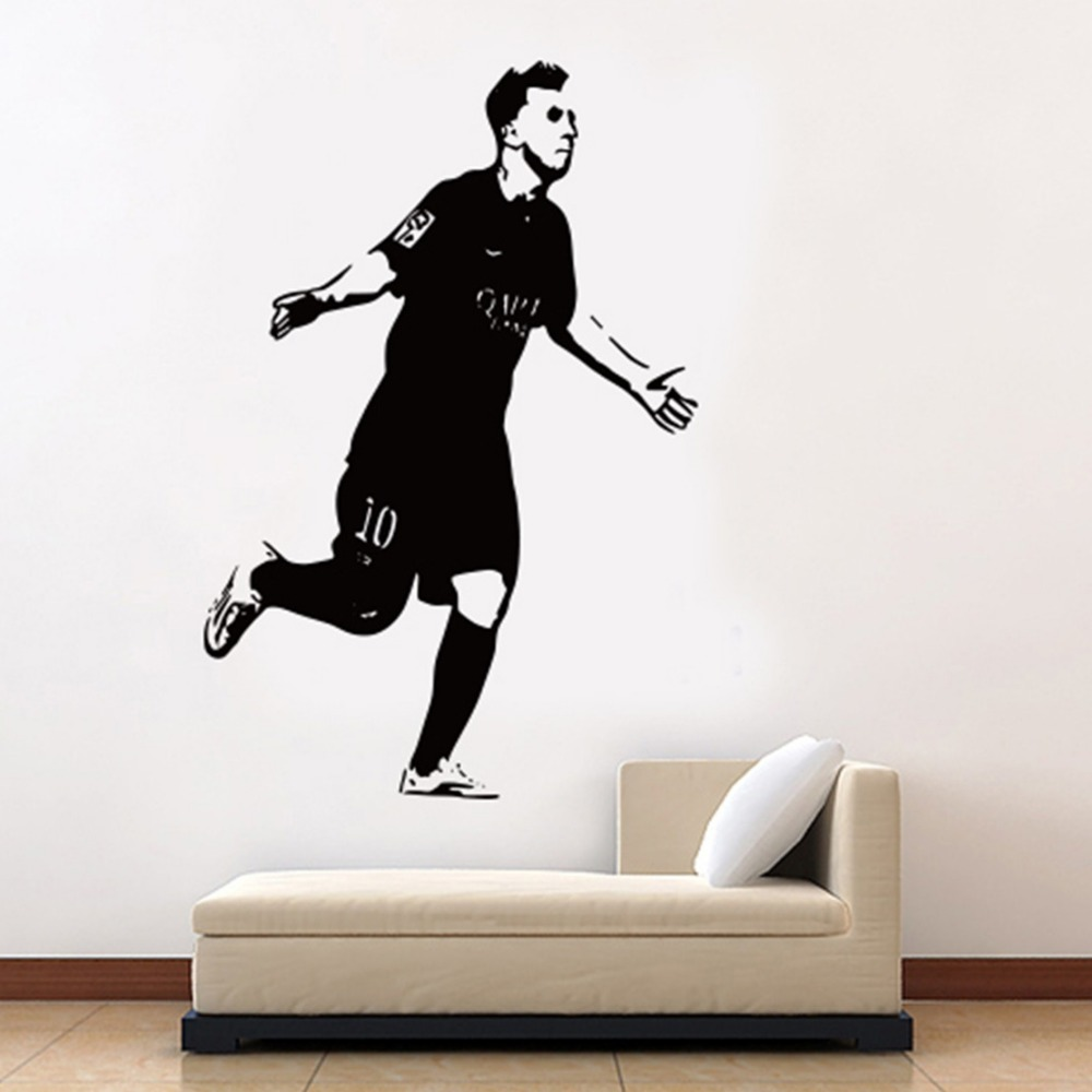 Sports Wall Decor popular wall decor messi-buy cheap wall decor messi lots from