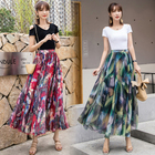 TingYiLi Long Skirt ...