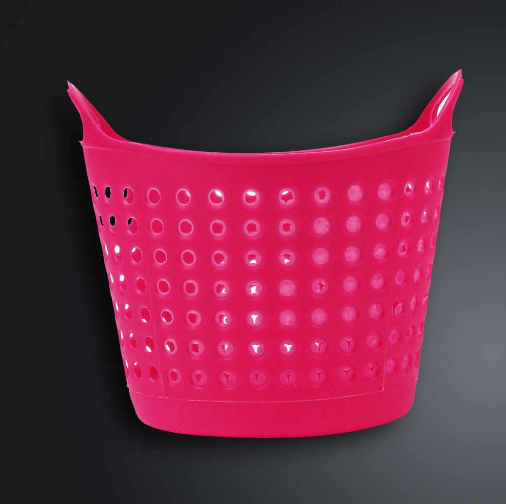 * Desktop Do Escritório de plástico Caixas De Armazenamento Organizador de Maquiagem Caixa de Armazenamento de Desktop Cesta De Armazenamento Para sua casa cômoda 11.5*10 * 8cm @ T10
