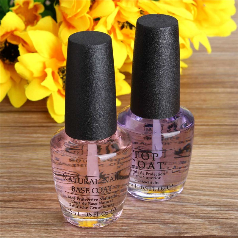 Best High Shine Clear Nail Polish - Creative Touch