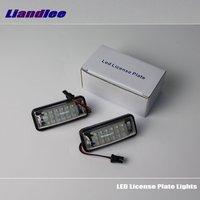 Liandlee For Subaru BRZ / WRX / STi Wagon 2011~2015 / LED Car License Plate Light / Number Frame Lamp / High Quality LED Lights