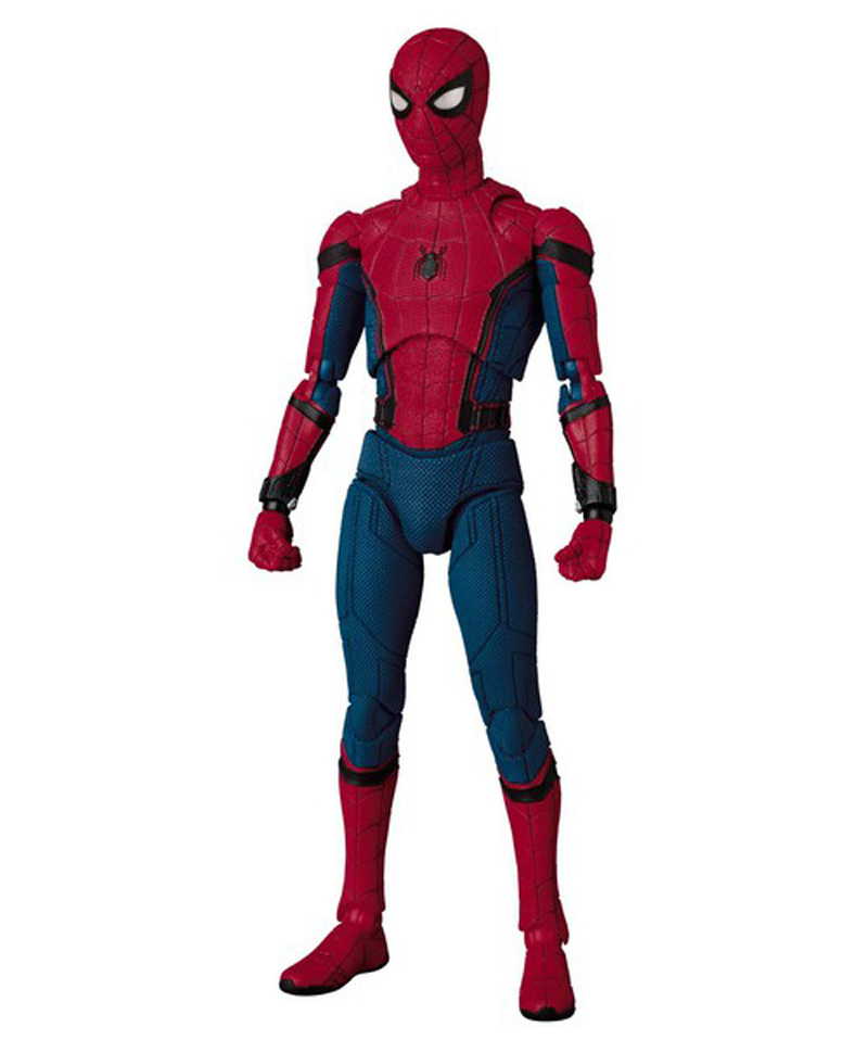 The Amazing Spiderman Variant Figure Film Version Spider Man Peter Parker PVC Action Figures Toy Doll Kids Gift (6)