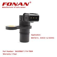 New Camshaft Position Sensor for CHEVROLET MATIZ M200 M250 KALOS AVEO T250 T255 SPARK 1.0 0.8 1.2 2000- 96325867