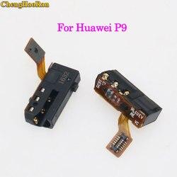 ChengHaoRan 1-5 pcs Novo Fone de Ouvido Fone De Ouvido Áudio jack Cabo Flex Para Huawei P9