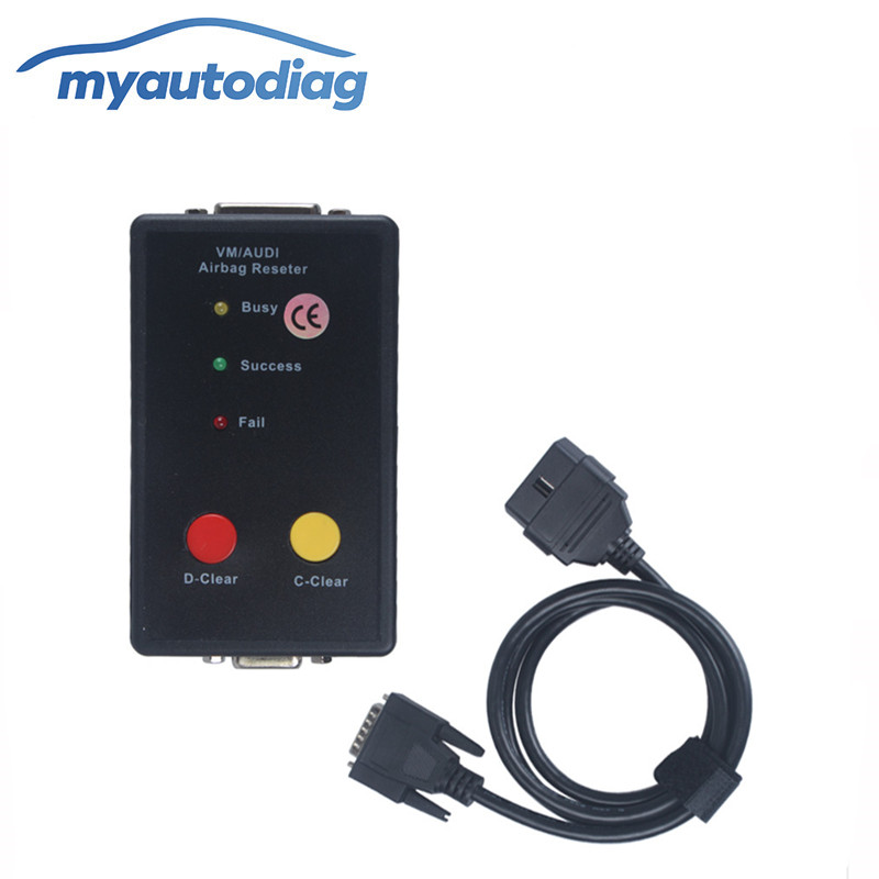 New Arrival Airbag Reseter For Audi/VW VAG Airbag Reset Tool