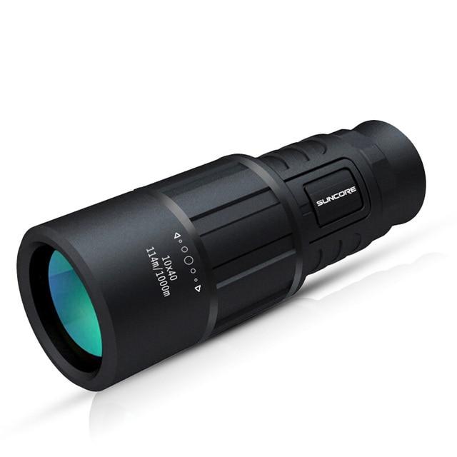 10x40 Monocular Telescope Professional Power Spotting Scopes Waterproof Monocular for Travel Hunting Bird watching