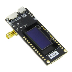 Image 4 - LILYGO® TTGO LoRa32 V2.1_1.6 Version 433/868/915Mhz ESP32 LoRa OLED 0.96 Inch SD Card Bluetooth WIFI Wireless Module ESP 32  SMA