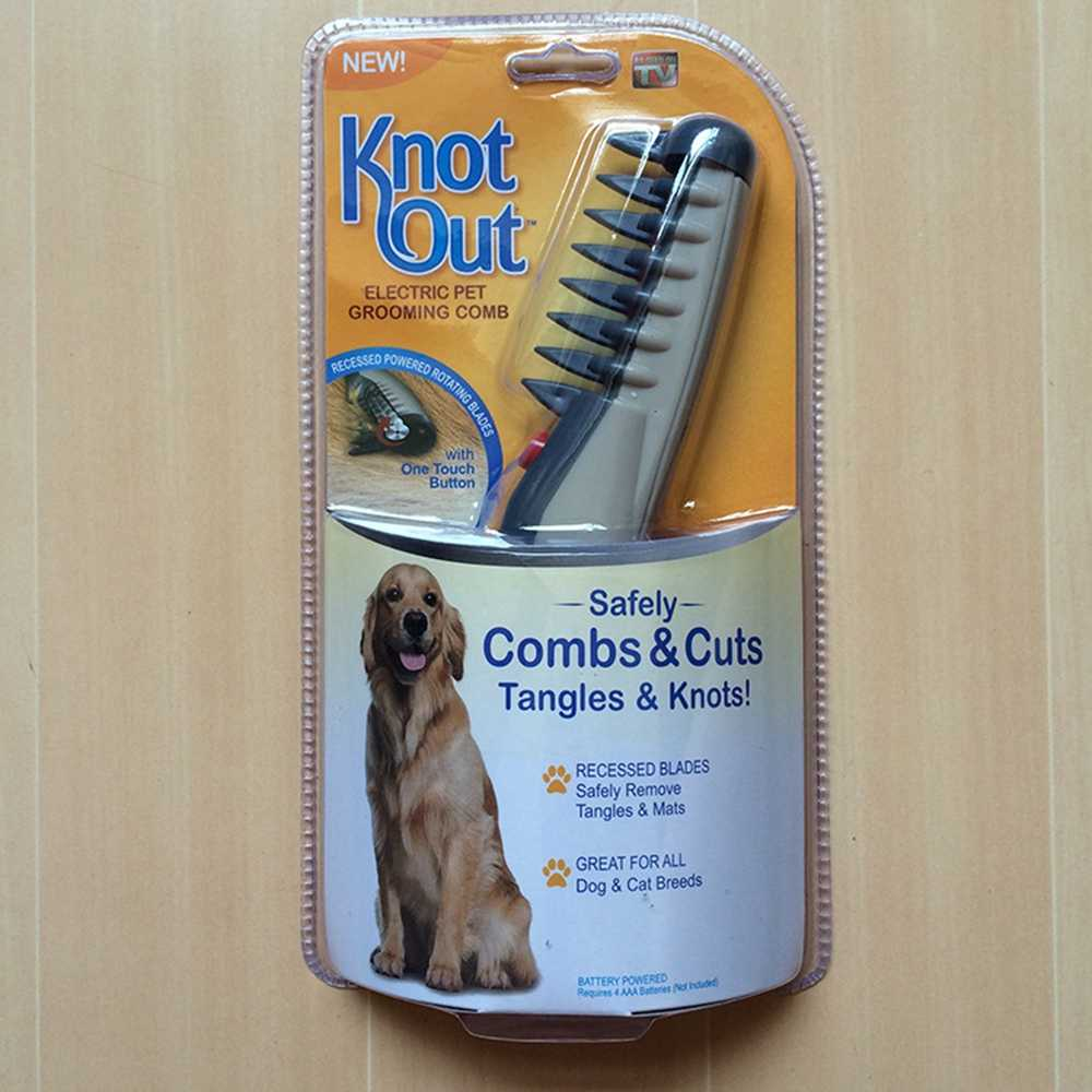 10pcs The New Pet Cut Shaving Dog Hair Clipper Electric Pet Shave