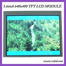 5.6inch tft lcd display LCM AT056TN53 V.1 640×480 resolution high brighness led backlight 350cd/m2