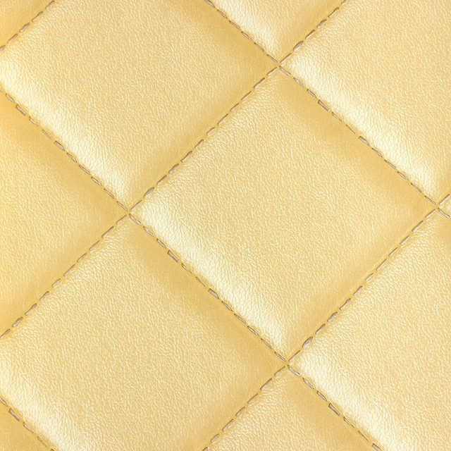 3D Faux Leather Wallpaper PVC Waterproof Material Modern Living Room Bedroom TV Background Wall Decor Vinyl Paper Rolls