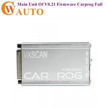 Основной блок V8.21 прошивки Carprog полная идеальная версия