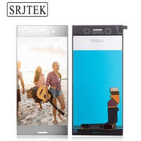 Original 5 5 3840x2160 IPS Display For SONY Xperia XZ Premium LCD Touch Screen Digitizer Assembly