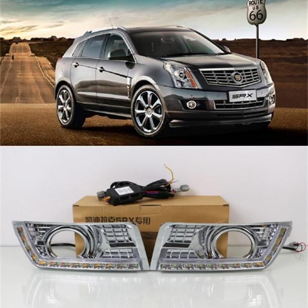 Cadillac 2013 Srx: LED Daytime Running Light For Cadillac SRX 2 2012 2013
