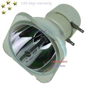 Image 4 - 5J.J6L05.001 เปลี่ยนโคมไฟเปลือยสำหรับ BENQ MS517 MX518 MW519 MS517F MX518 180 วัน