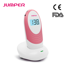 JUMPER Angelsounds LCD Screen Fetal Doppler Baby Sound Portable Fetal Heart Monitor Household Health CE FDA