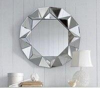 Moderne wandspiegel venedig wand dekorative gespiegelt kunst venezianischen spiegel waschtisch konsole spiegel M-2106