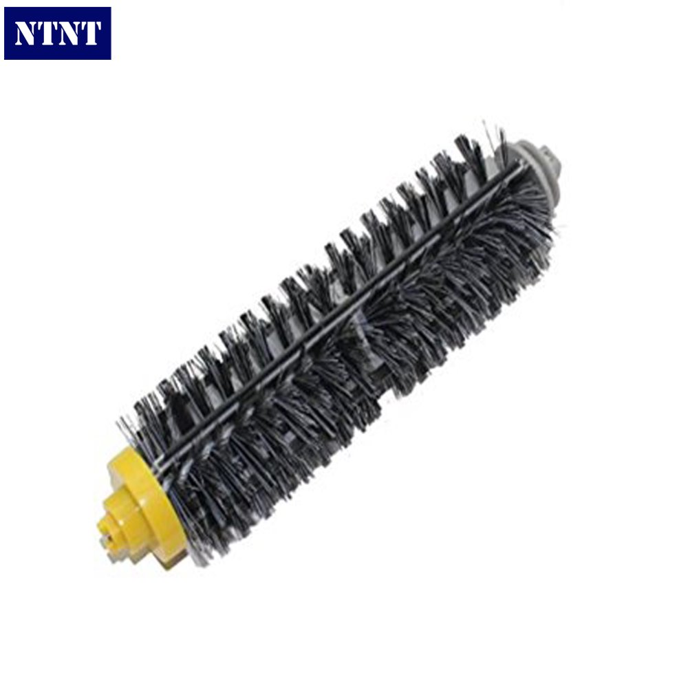 NTNT Black Hair Bristle Brush For iRobot Roomba 600 700 Series 650 660 630 760 770 780 790 replacement