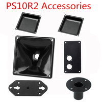 Finlemho DJ Speaker Cabinet Accessories 10 Inch Woofer Bass Parts PS10R2 For Home Theater Karaoke Professional Audio Mixer