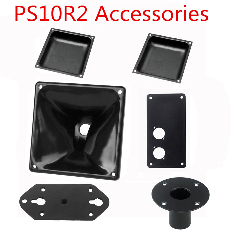 Finlemho PS10R2 DJ Speakers System Accessories Full Range 10 Inch DIY For Home Theater PA Stage Equipment Professional Audio pa2528 professional pa speakers double 12 15 18 inch stage sound 2 low 1 pitch divider